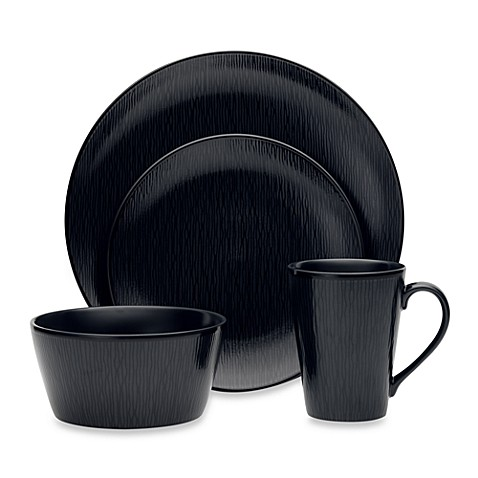 Noritake® BoB Wave 4-Piece Place Setting