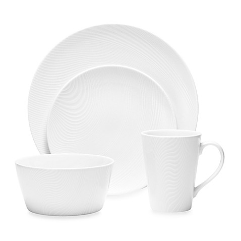 Noritake® WoW Dune 4-Piece Place Setting