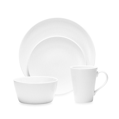 Noritake® WoW Wave 4-Piece Place Setting