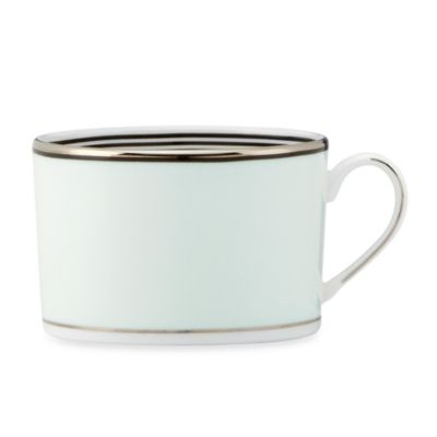 kate spade new york White Parker Place Cup