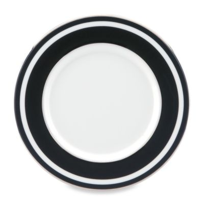 kate spade new york White Parker Place Saucer