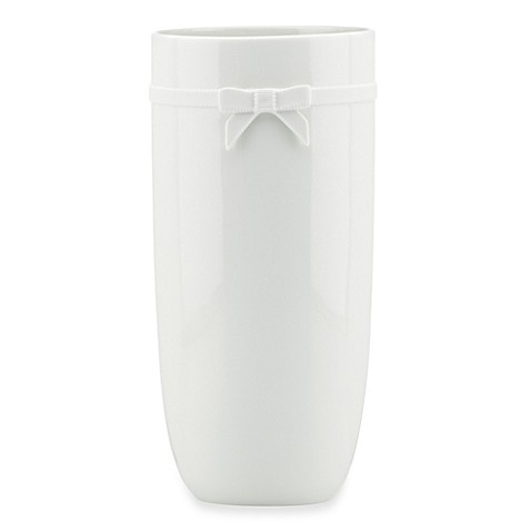 kate spade new york Grace Ave 9.5-Inch Porcelain Vase