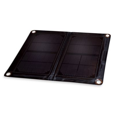 Nature Power 6-Watt Folding Monocrystalline Solar Panel with USB Output