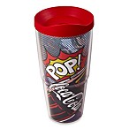 Tervis® Coca-Cola® Pop Art 24-Ounce Wrap Tumbler with Red Lid