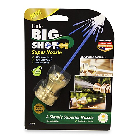 Little Big® Shot Super Nozzle