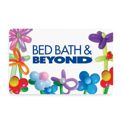 Balloon Flowers Gift Card $50