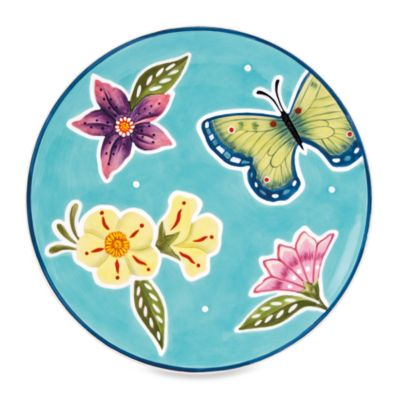 Fitz and Floyd® Courtyard Accent Plate