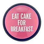 kate spade new york Things We Love - Eat Cake Paperweight