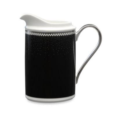 Noritake® Pearl Noir 8-Ounce Creamer