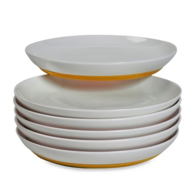 Tabletops Unlimited ™ Neo Eco Butter 8-Inch Salad Plate (Set of 6)