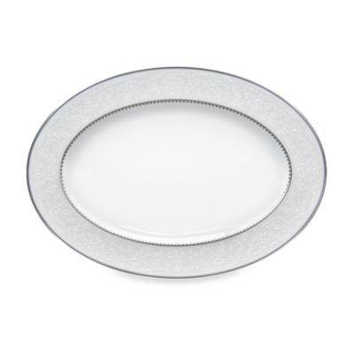 Noritake® Brocato 12-Inch Oval Platter