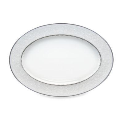 Noritake® Brocato 16-Inch Oval Platter