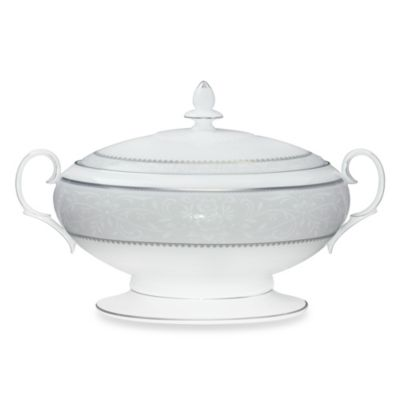 Noritake® Brocato 70-Ounce Covered Vegetable Dish