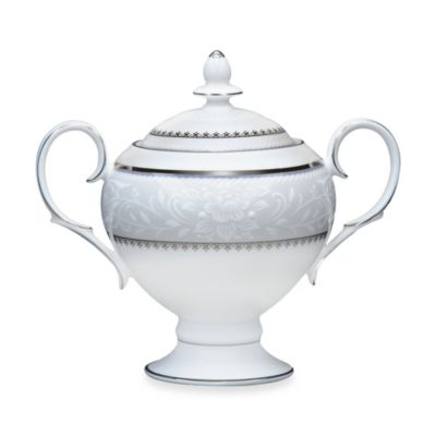 Noritake® Brocato 9-Ounce Sugar Bowl with Cover