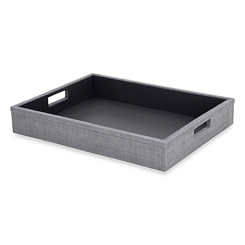 Reed & Barton Hayden Large Rectangular Tray