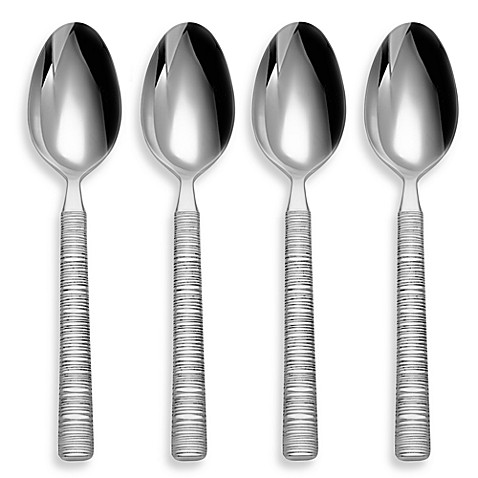 Donna Karan Lenox® Wrap Café Spoons (Set of 4)