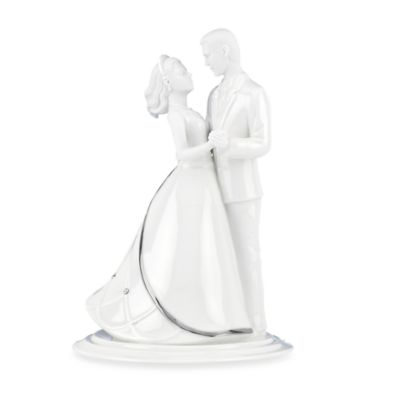 Lenox® Bliss Cake Topper