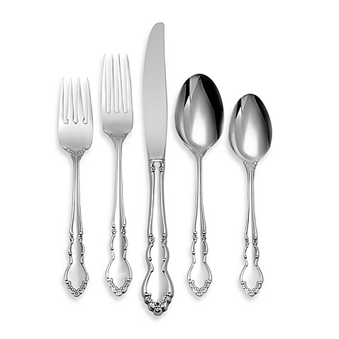 Oneida® Dover 20-Piece Flatware Set