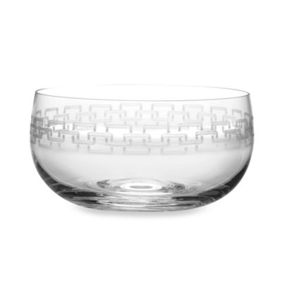 6 Crystal Bowl