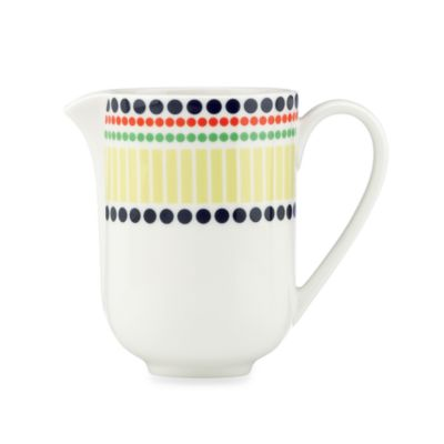 kate spade new york Hopscotch Porcelain 12-Ounce Creamer