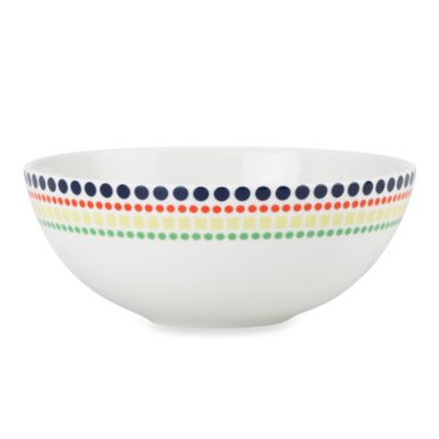 kate spade new york Hopscotch Porcelain 5.7-Inch Fruit Bowl