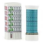kate spade new york Hopscotch Porcelain Building Salt & Pepper Set