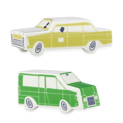 kate spade new york Hopscotch Drive™ About Town Car Salt and Pepper Shakers