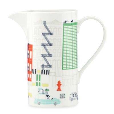 kate spade new york Hopscotch Drive About Town Creamer