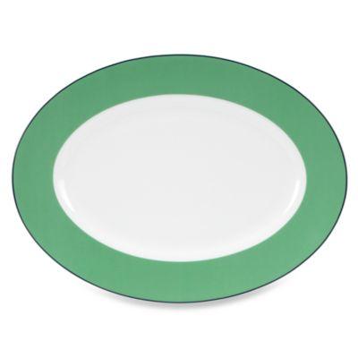 kate spade new york Hopscotch Drive™ Porcelain 16-Inch Platter