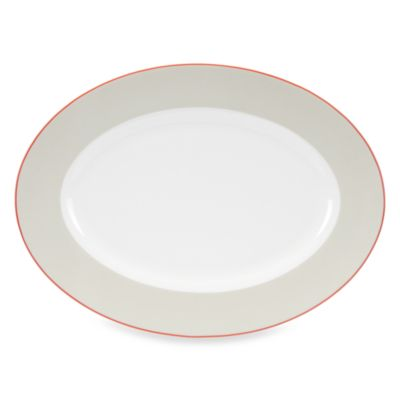 kate spade new york Hopscotch Porcelain Serving Platter