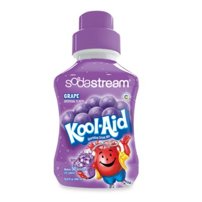 SodaStream Kool-Aid Grape Sparkling Drink Mix