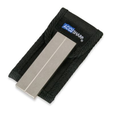 AccuSharp® Diamond Pocket Stone