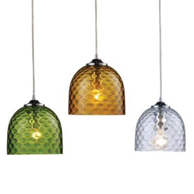 Green Ceiling Lamp
