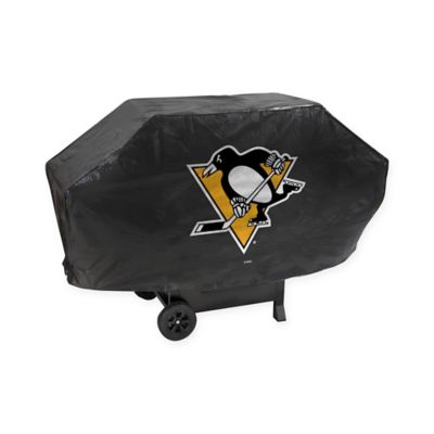 Pittsburgh Penguins Deluxe Barbecue Grill Cover