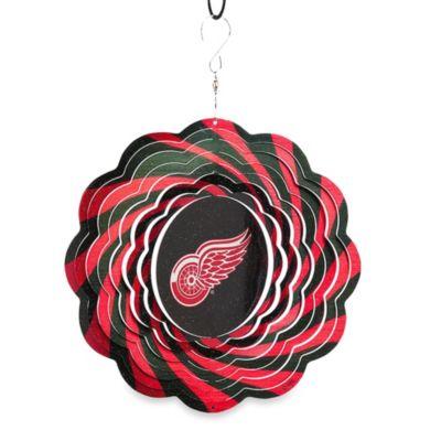 NHL Detroit Red Wings Geo Spinner