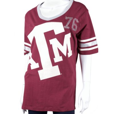 Texas A & M Small Tunic in Maroon