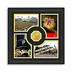 Pittsburgh Pirates Fan Memories Minted Bronze Coin Photo Frame