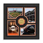 San Francisco Giants Fan Memories Minted Bronze Coin Photo Frame