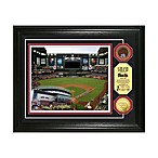 Arizona Diamondbacks MLB Stadium Dirt Coin Photo Frame