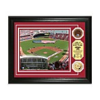Cincinnati Reds MLB Stadium Dirt Coin Photo Frame
