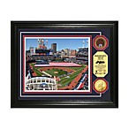 Cleveland Indians 13-Inch x 16-Inch MLB Stadium Dirt Coin Photo Frame
