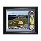 Los Angeles Dodgers MLB Stadium Dirt Coin Photo Frame