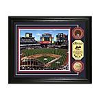 New York Mets MLB Stadium Dirt Coin Photo Frame