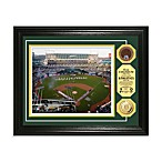 Oakland Athletics MLB Stadium Dirt Coin Photo Frame