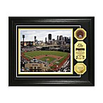 Pittsburgh Pirates MLB Stadium Dirt Coin Photo Frame