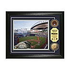 Seattle Mariners MLB Stadium Dirt Coin Photo Frame