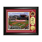 Washington Nationals MLB 13-Inch x 16-Inch MLB Stadium Photo Coin Mint Frame