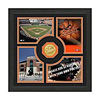 Baltimore Orioles Fan Memories Minted Bronze Coin Photo Frame