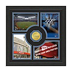 Toronto Blue Jays Fan Memories Minted Bronze Coin Photo Frame