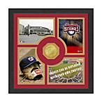 Washington Nationals Fan Memories Minted Bronze Coin Photo Frame